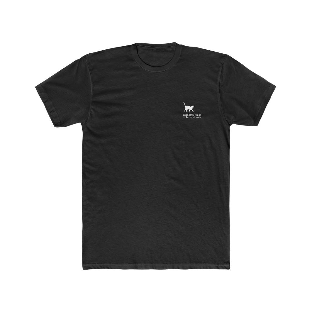 Men's Cotton Logo Tee – 6 Colors Available