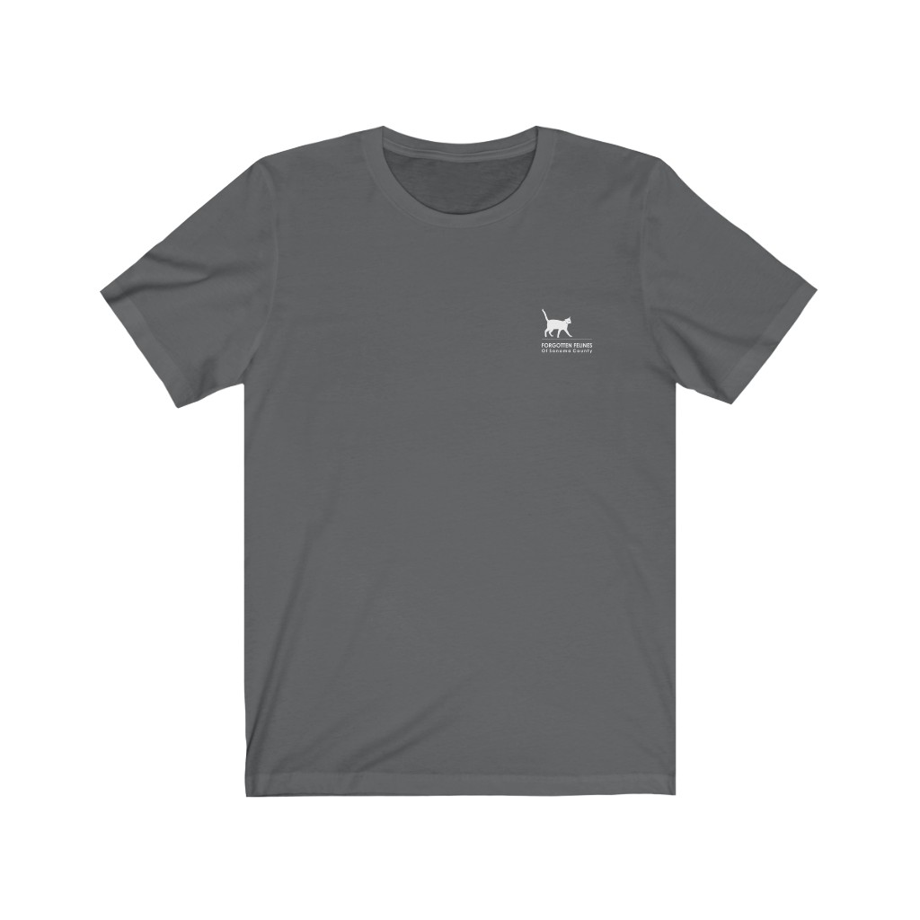 Unisex Jersey Short Sleeve Logo Tee – 10 Colors Available
