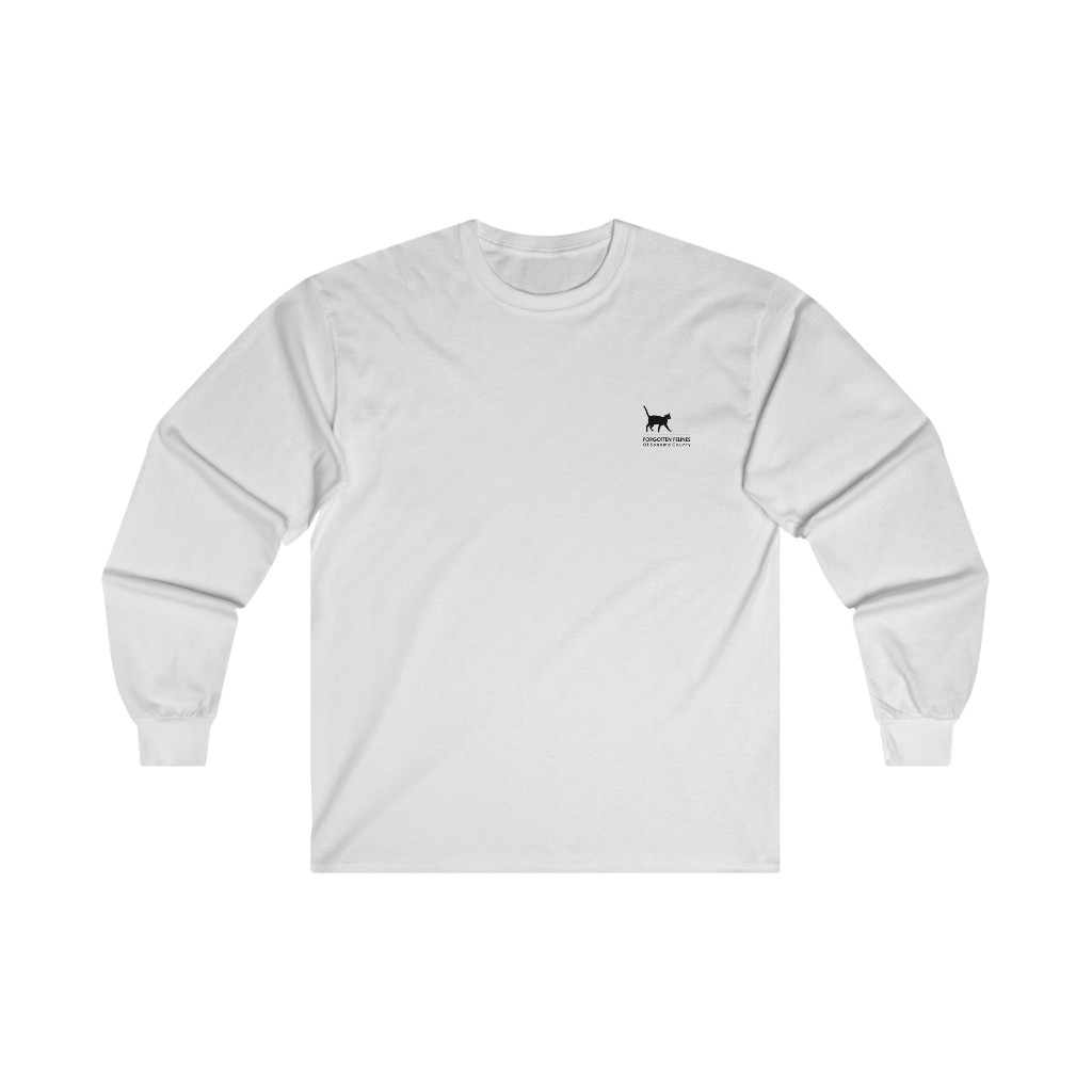 Logo Ultra Cotton Long Sleeve Tee – 5 Colors Available