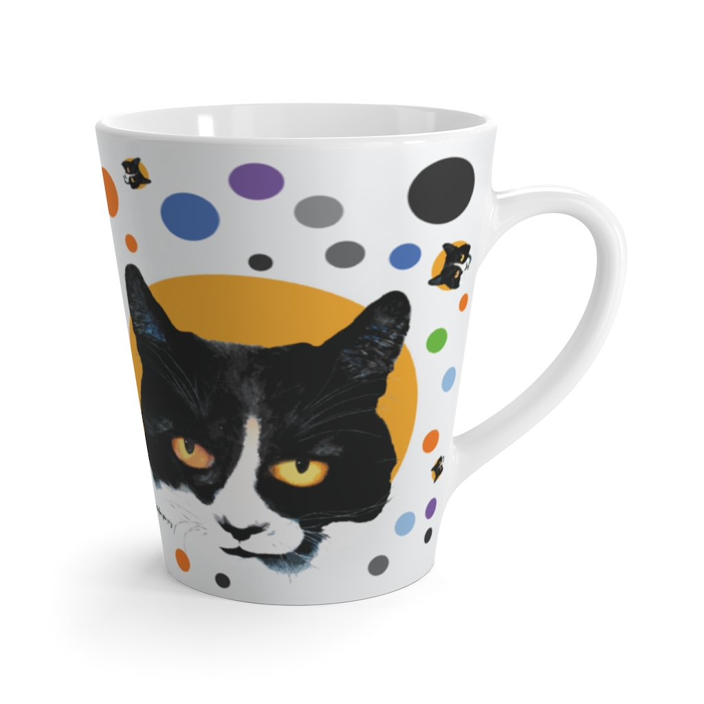 Taylor Page Memorial Latte Mug