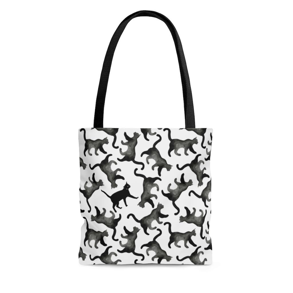 Hidden Cat Tote Bag