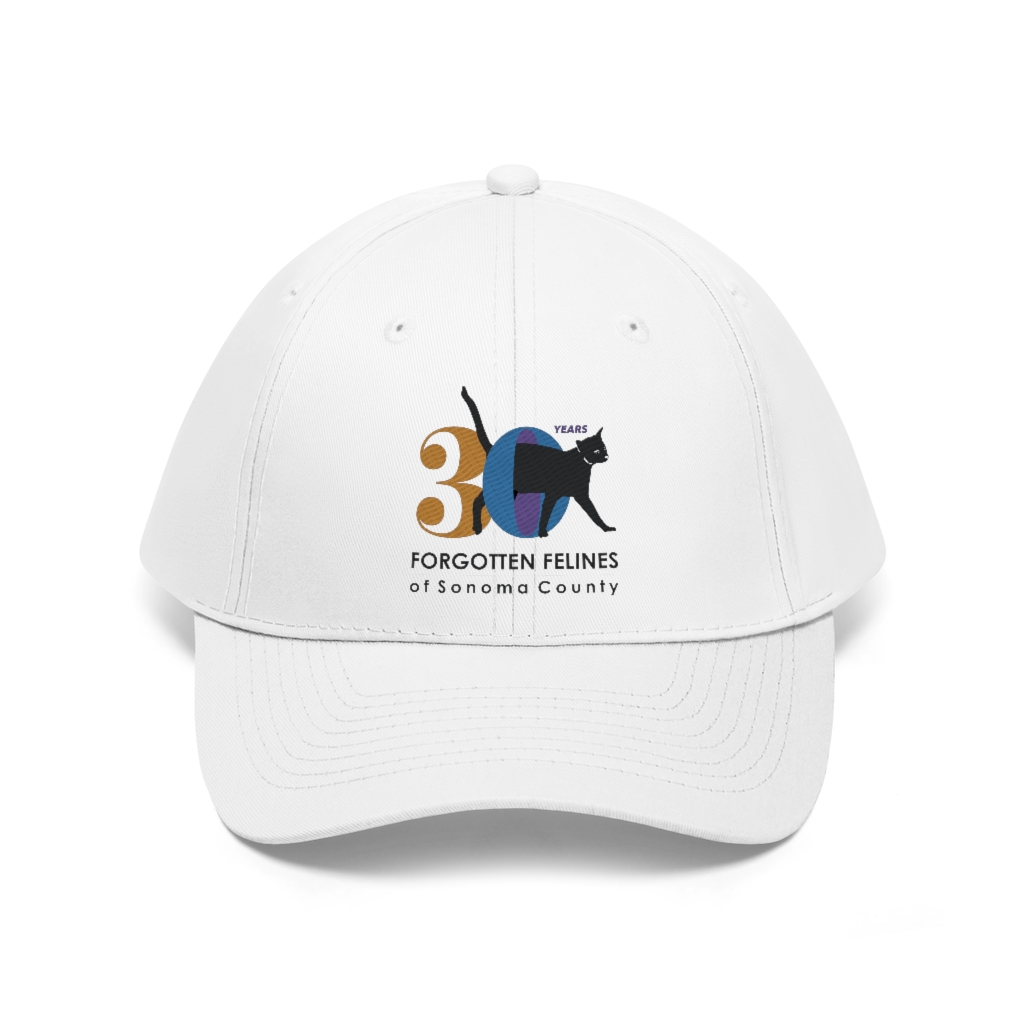 30 Year Unisex Twill Hat