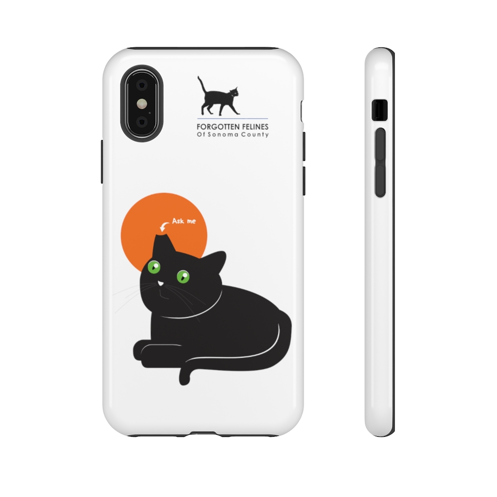 Ask me Mobile Phone Tough Cases