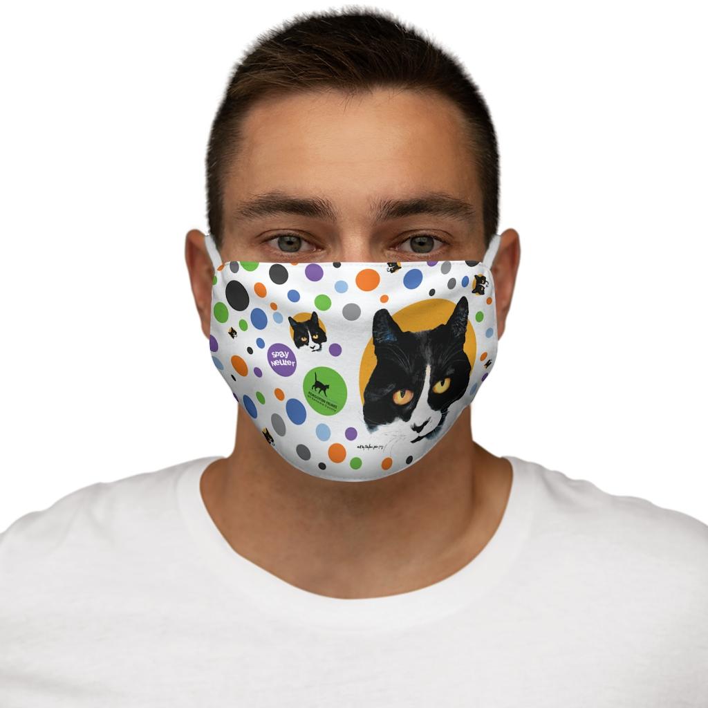 Snug-Fit Taylor Paige Commemorative Face Mask