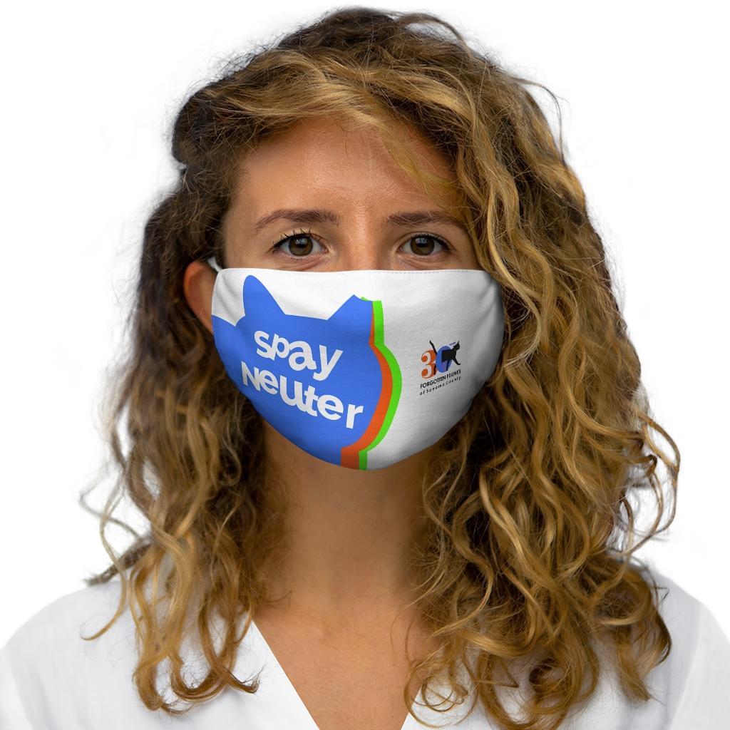 Snug-Fit Spay Neuter Face Mask