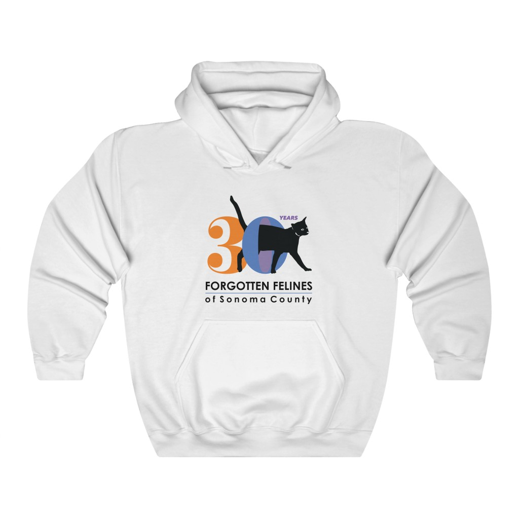 Unisex Hooded 30-Year Anniversary Sweatshirt – 3 Colors Available