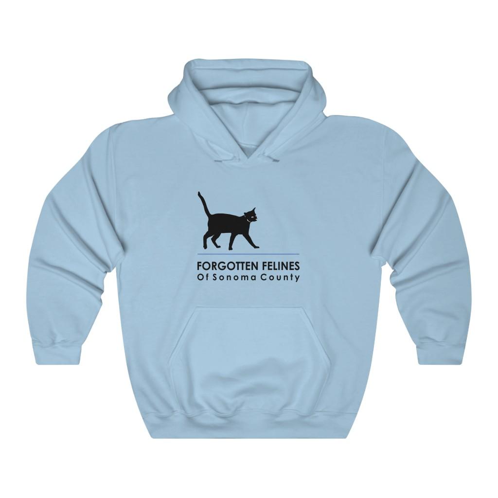 Unisex Hooded Logo Sweatshirt – 3 Colors Available